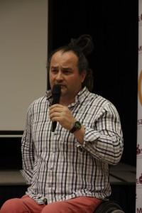 Nagy Bendegúz Lóránd, a MEOSZ elnökségének tagja